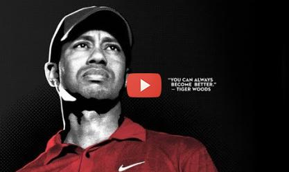 Tiger Woods - Comeback
